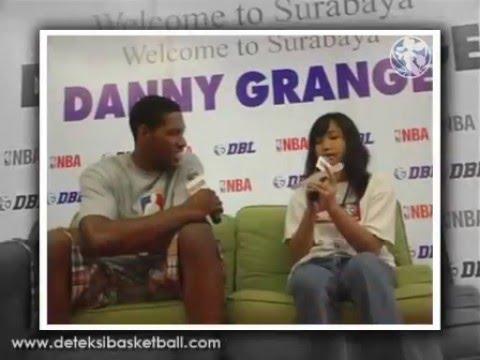 Danny Granger in Indonesia - NBA DBL 2008