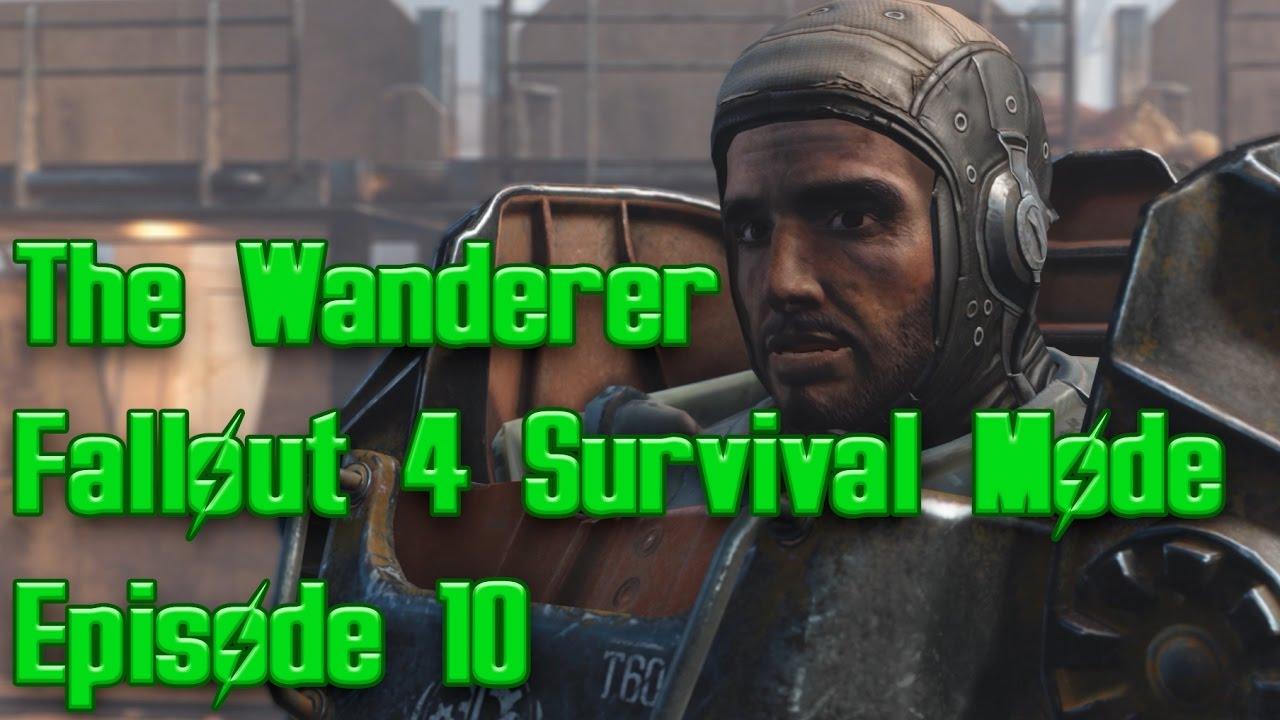 Fallout  Explosive Build For Survival Mode