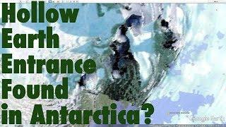 Hollow Earth Entrance Found in Antarctica?