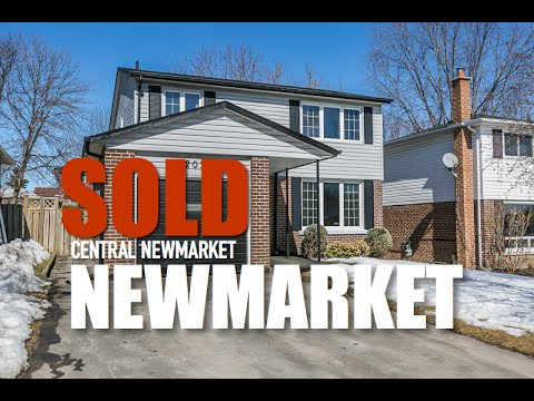 SOLD | William Roe Blvd | Newmarket Real Estate | Darcy Toombs & Joshua Campbell