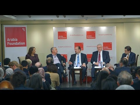 Video: Arabia Foundation's event on Saudi Crown Prince's US visit