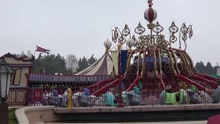Exploring Fantasyland at Disneyland Paris