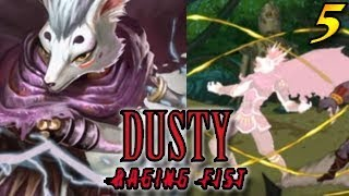 COOLEST BOSS IN THE GAME! Dusty Raging Fist PS4 Gameplay! Part 5