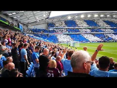 Brighton & Hove Albion v Manchester City 0:2