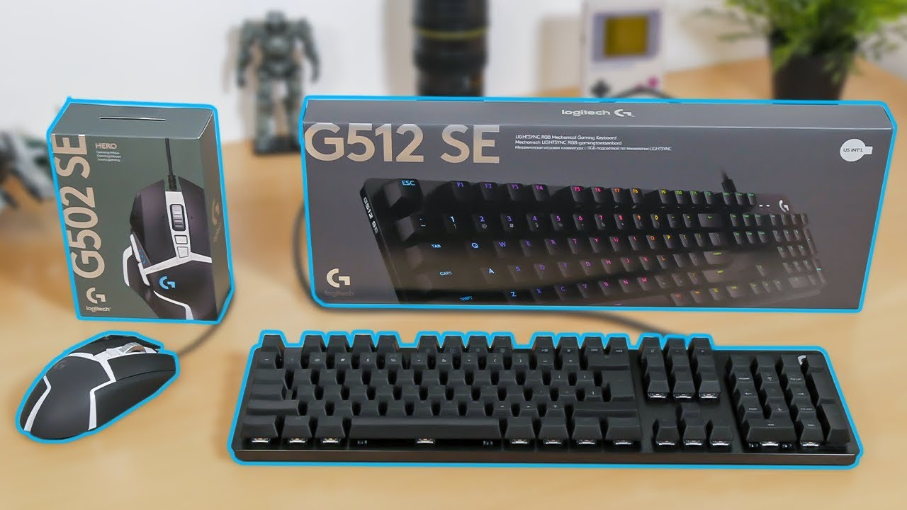 This Is Their Special Silver Edition Logitech G502 Se Hero