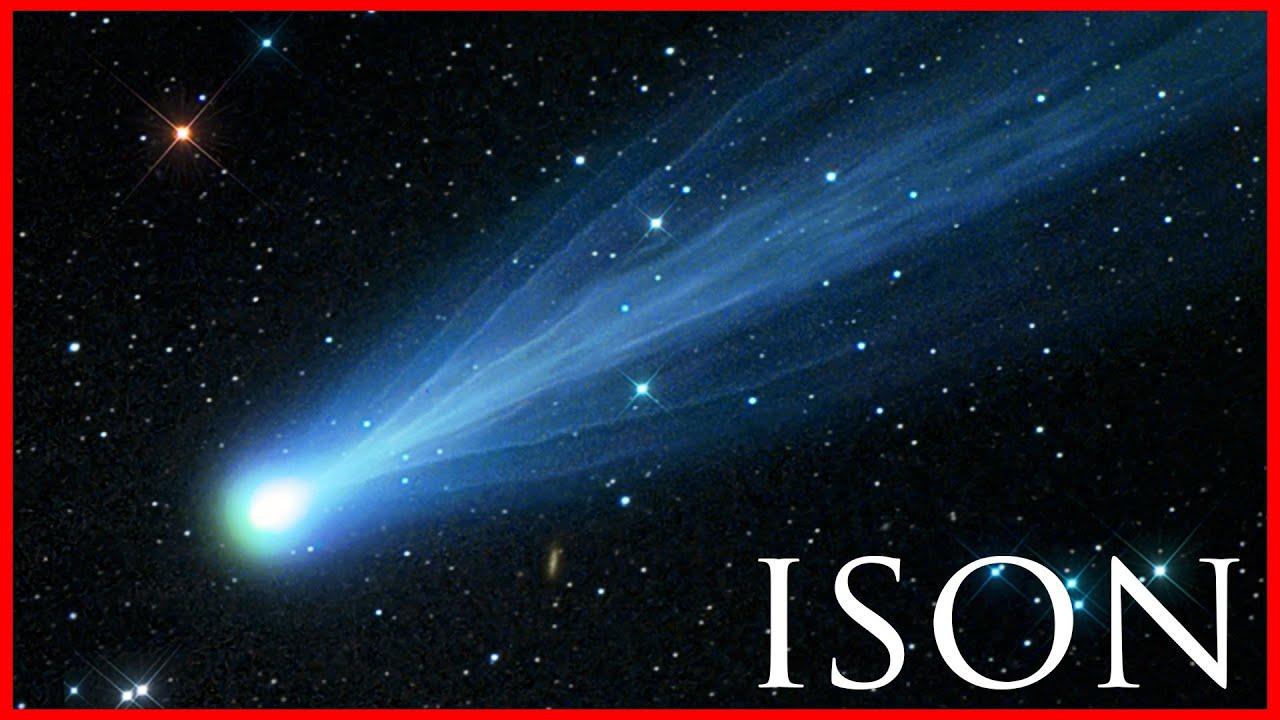 ~ Comet ISON ~ brightening + Position [16 Nov.] - YouTube