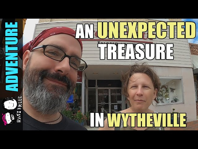 Part 8 - The Magical Town Of Wytheville VA - Expedition To The North