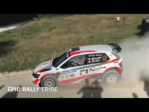 CIR Rally Adriatico 2018 - Jump end maximum attack