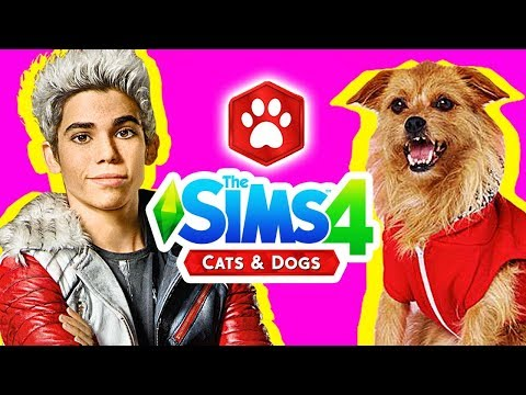 Sims  Cats And Dogs Haunted