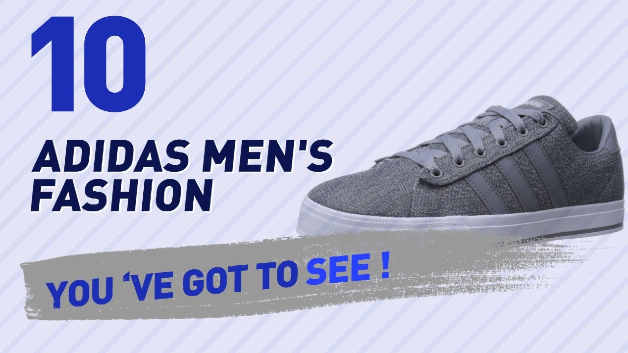 76eb721ac297 Adidas Fashion For Men    New And Popular 2017 - YouTube