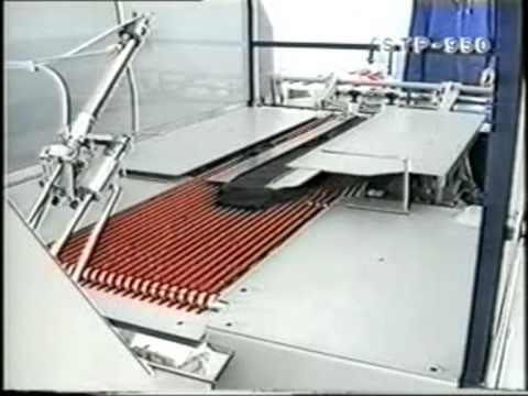 Clothes Automatic folding & bagging & sealing