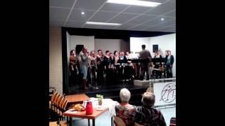 Popkoor Zip Landhorst - Go like elijah