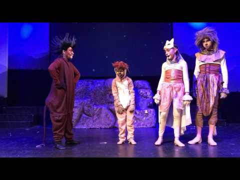 The Lion King Jr.  Can You Feel the Love Tonight - Angelina Pendleton-Mendez