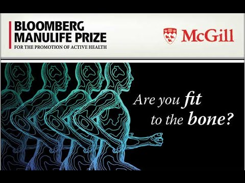 Bloomberg Manulife Prize Event