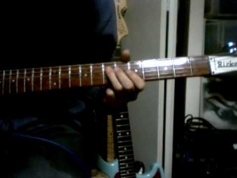 guitar chord demo The Specials/Hey Little Rich Girl - YouTube