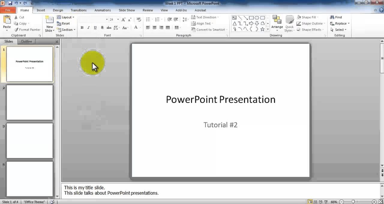 Ms powerpoint tutorial insert new slide duplicate a slide and ms powerpoint tutorial insert new slide duplicate a slide and change slide layout alramifo Images