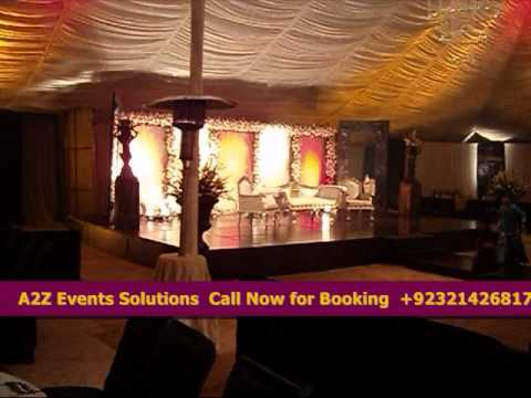 A2Z Event's Live Functions, Best Weddings Planners, Parties Decorators, Corporate Events Designers