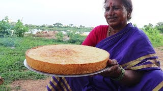 Sponge Cake without Oven | Basic Plain And Soft Sponge Cake Recipe | Desi Kitchen