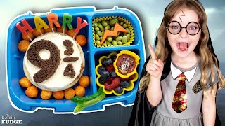 HARRY POTTER Themed School Lunch + A Week of AWESOME Sandwiches