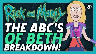 """Rick and Morty Season 3 Episode 9 """"The ABC's of Beth"""" Breakdown!"""