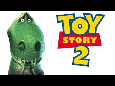 Godzilla Rex - Toy Story 2 Deleted scene