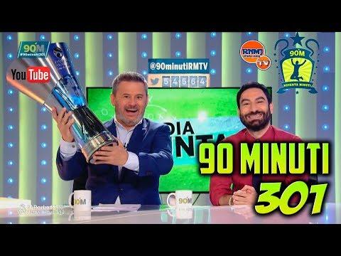 90 MINUTI 301 Real Madrid TV (21/05/2018) Campeones de Europa de Baloncesto