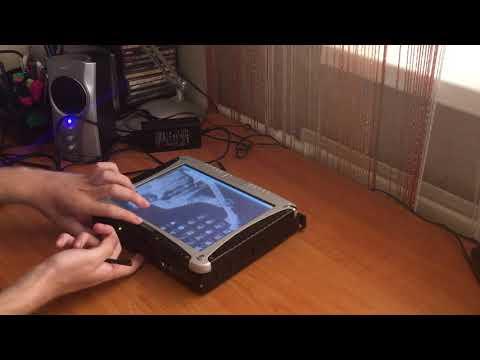 Panasonic Toughbook CF-18 Review In 2017