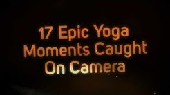 16 Epic Yoga Moments Caught On Camera