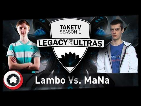 [GER] Lambo Vs. MaNa - LOTUS - Legacy of the Void