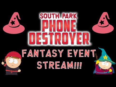 Fantasy Event Stream!!!