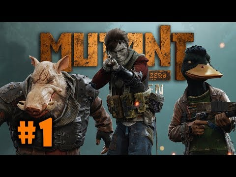Mutant Year Zero: Road To Eden | #1 - Dux Ve Bormin