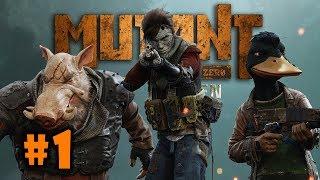 Mutant Year Zero: Road to Eden | #1 - Dux Ve Bormin YouTube Videos