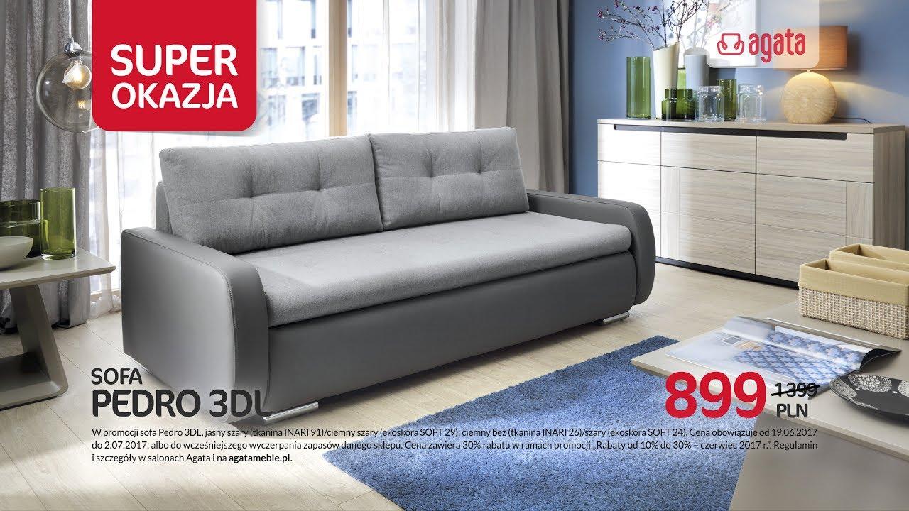 Sofa Pedro 3dl