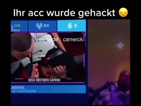 Download Canwick sein Accaunt wurde gehackt seine ganzen Videos wurden gelöscht 😡