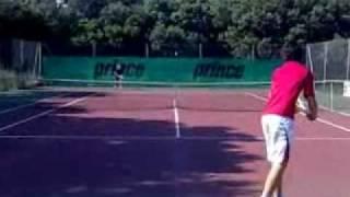 Richard Casagrande US College Tennis Recruiting