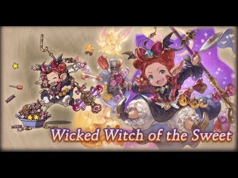 Wicked Witch Of The Sweet Outfit Set (Funfu/Fif) Showcase