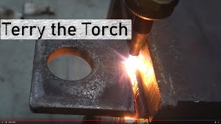 Oxy-Acetylene Cutting | Shake Hands With Danger!
