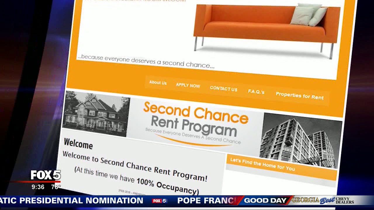 I-Team: Second Chance Rent Program Offered No Chance