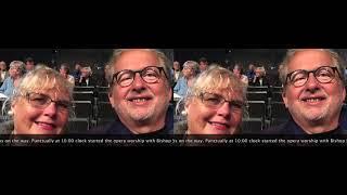 Finland travel Vlog - Savonlinna part 2 (for VR glasses)