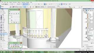 part 8 side column archicad 18 tutorial 2015 a to z full hd