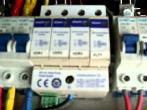 Telecom Electrical Site