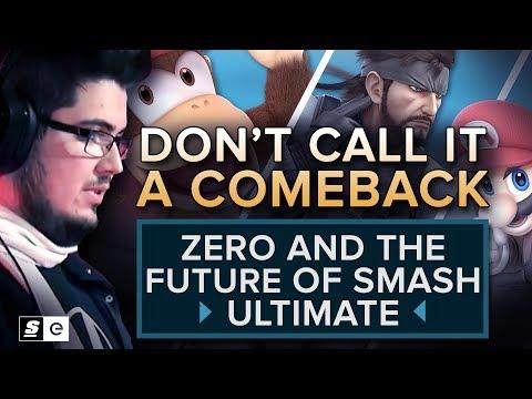 Don't Call it a Comeback: ZeRo and the Future of Smash Ultimate