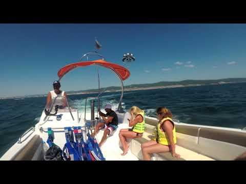 Bulgaria Sunny Beach - Travel VLog Teaser 2017 ( Xiaomi Yi 4k + )
