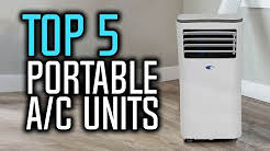 Best Portable Air Conditioners in 2018 - The Best For The Money