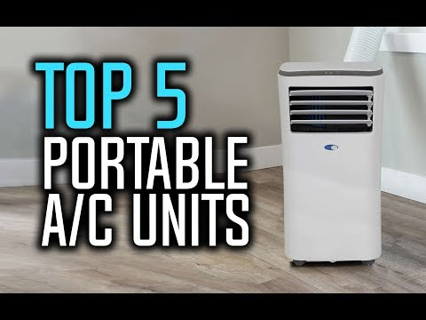 Best Portable Air Conditioners In 2018   The Best For The Money