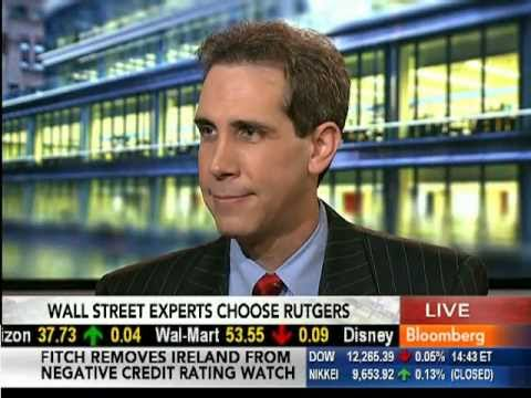 Rutgers Takes On Wall Street