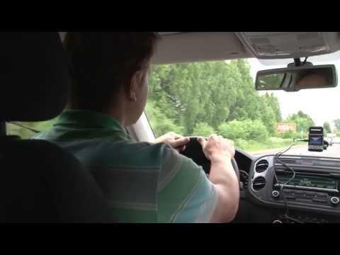 Дороги Кировской области. Пермское направление.