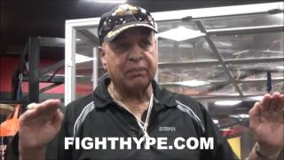 JOE CORTEZ EXPLAINS WHY CONOR MCGREGOR COULD SERIOUSLY GET HURT IN FLOYD MAYWEATHER CLASH