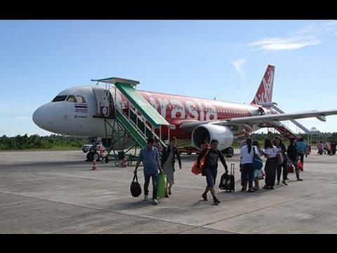 บินครั้งแรก!  แอร์น่ารักดี กรุงเทพฯ นครศรีธรรมราช กับสายการบินแอร์เอเชีย - Airasia