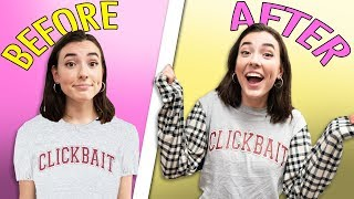 Trying To DIY YouTuber's Merch!